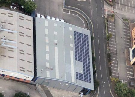 aerial_giltbrook_solarpanels50kwhr