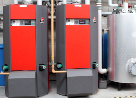 High-Efficiency water heaters
