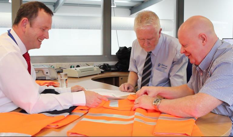 Workwear suppliers meeting
