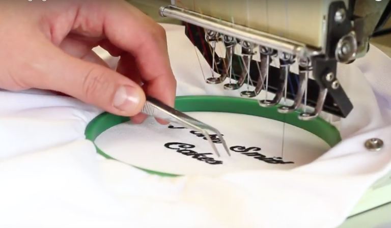 Garment Embroidery