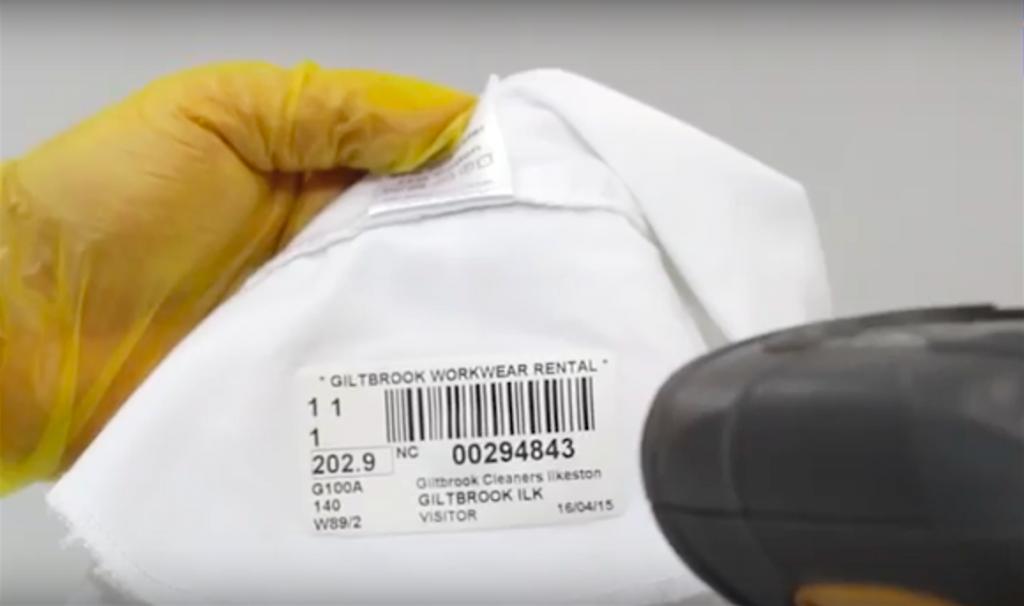 Garment Barcode