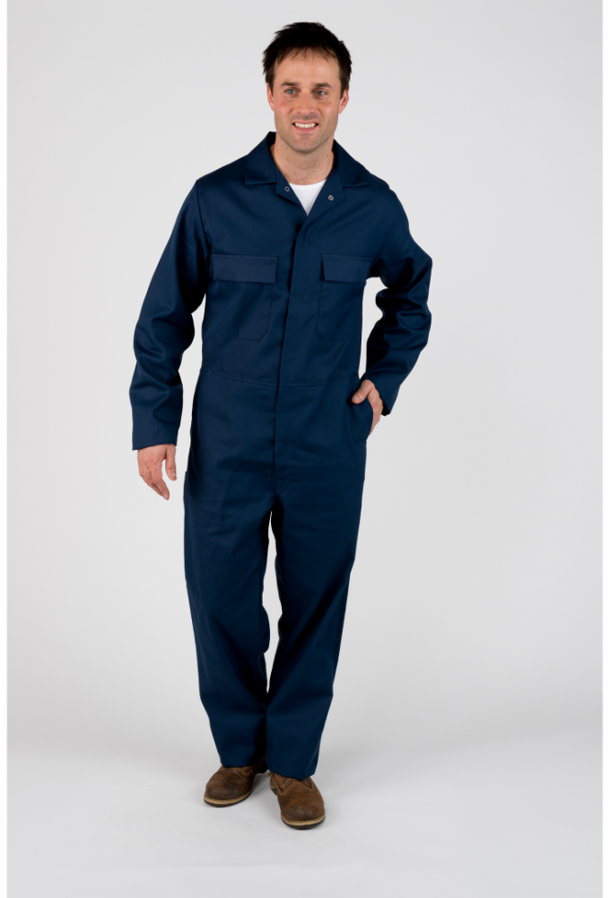 liquid repellant boilersuit