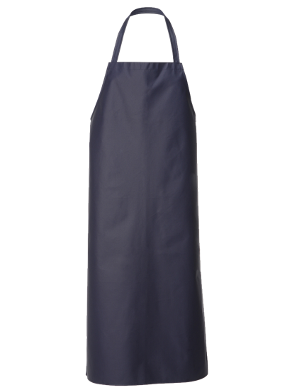 metal splash apron