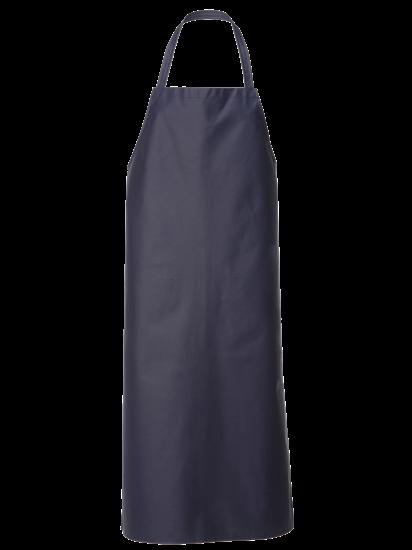 metal splash apron