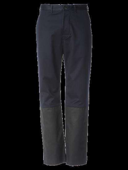 metal splash trousers