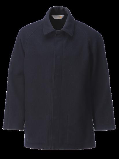 molten metal wool jacket