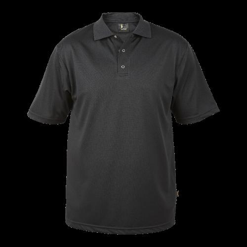 Ultimate-Cotton-Polo-Black