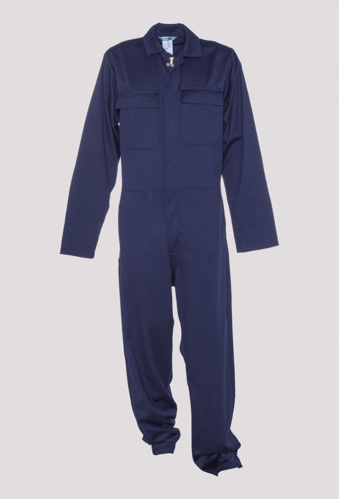 arc flash boilersuit navy