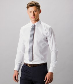 white long shirt mens