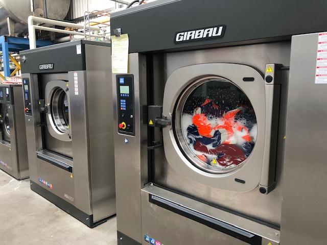 Washing machines Girbau 110 kg